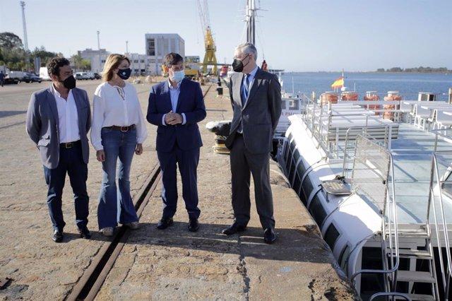 El puerto presentará la marina deportiva en la Feria Internacional de Turismo (Fitur).
