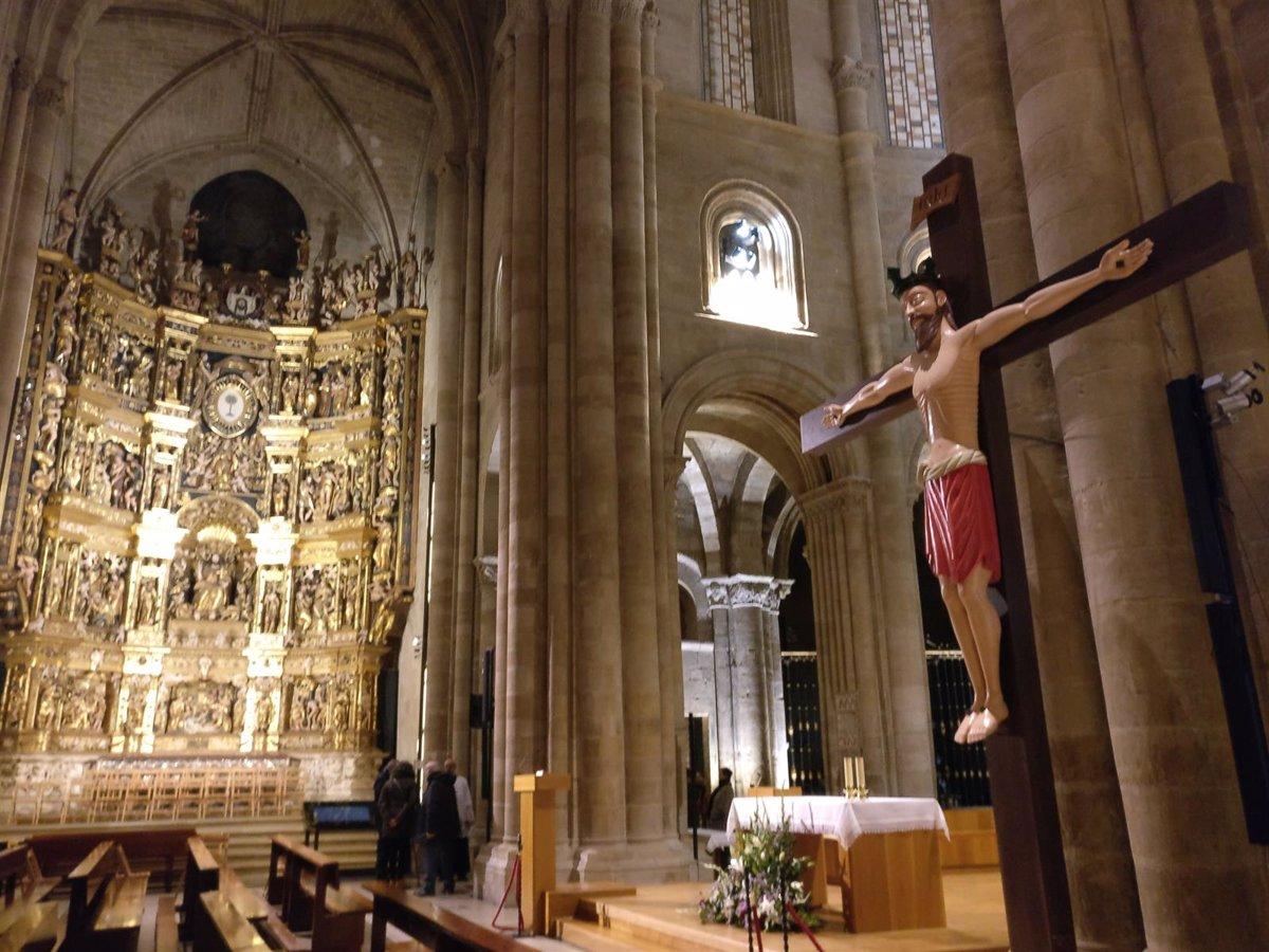 La Catedral De Santo Domingo De La Calzada Reabre Desde Este Sábado Sus Puertas A Los Visitantes