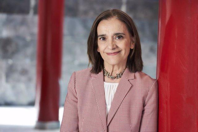 Archivo - María Valcarce, directora de Fitur