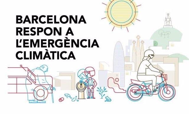 L'Ajuntament de Barcelona crea una Oficina de Canvi Climàtic i Sostenibilitat per combatre l'emergència climàtica
