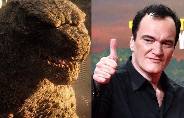 Archivo - Así es la película de Godzilla de Quentin Tarantino... Que nunca veremos