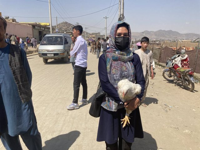 Atemptat contra l'escola Al Shuhada a Kabul
