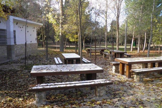 La Junta mejorará el suministro de agua al área recreativa La Piza en el Parque Sierra María-Los Vélez