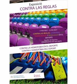 L'Universitat d'Alacant reivindica la llibertat afectivosexual