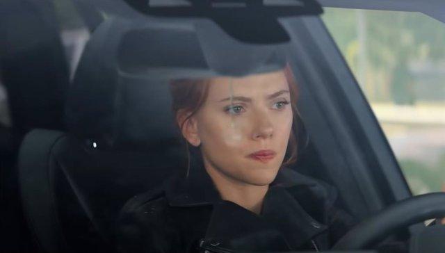 Archivo - Scarlett Johansson vuelve a la acción en el trepidante clip de Viuda Negra (Black Widow)