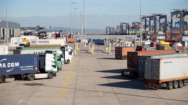 Arxiu - El Port de Barcelona.