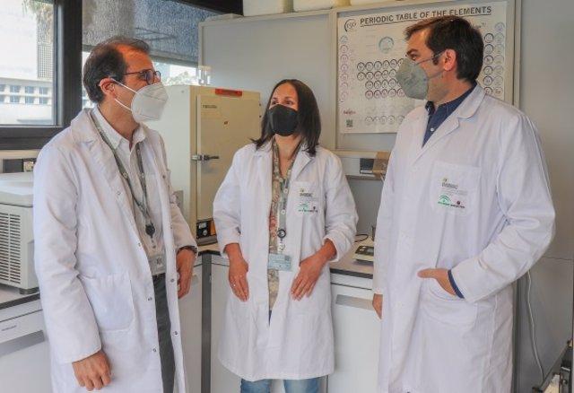 Investigadores del proyecto Crispr-Kiss1 y TAC1-Ovulation.