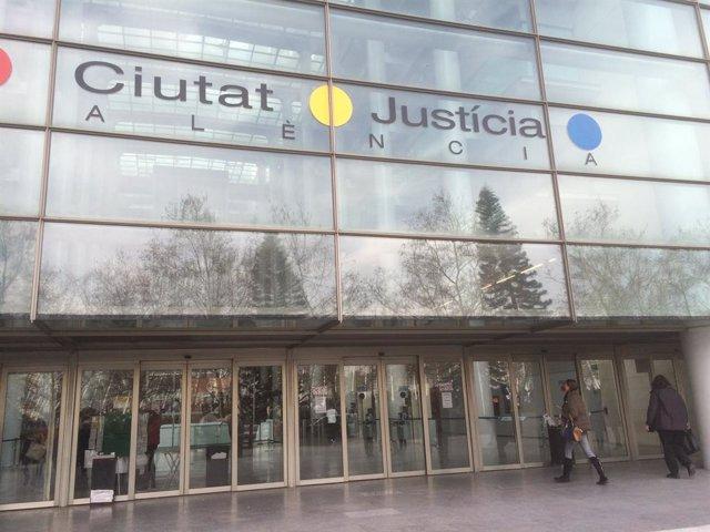 Archivo - Arxiu- Ciutat de la Justícia de València