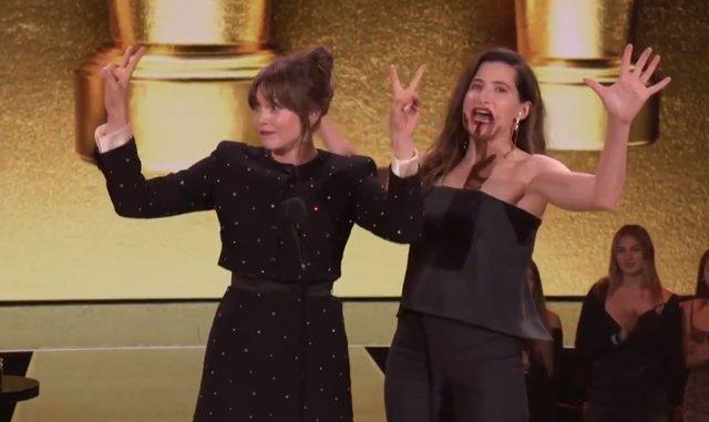WandaVision (Bruja Escarlata y Visión) arrasa en los MTV Movie & TV Awards 2021
