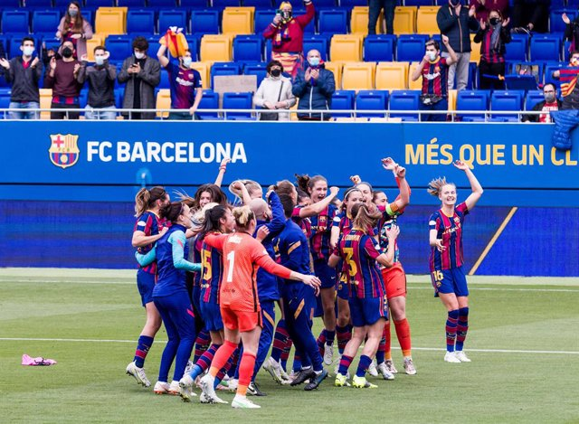 Arxiu - El Barça femení.
