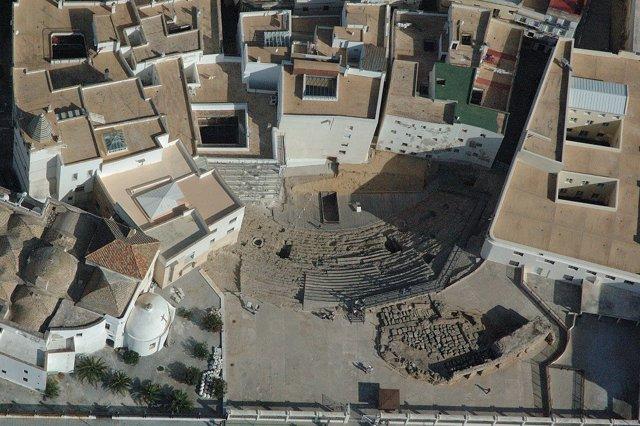 Archivo - Teatro Romano De Cádiz