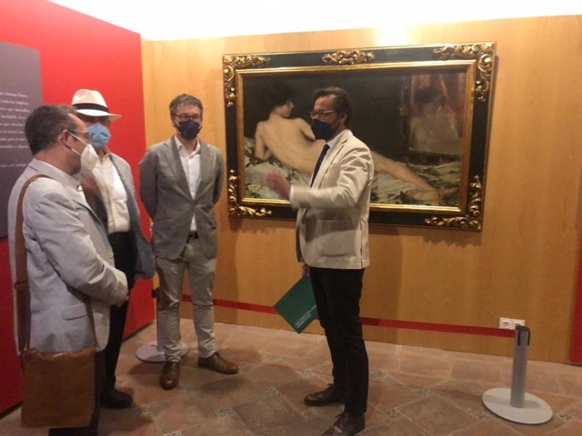 Presentación de las actividades con las que los museos de Bellas Artes, Arqueológico y Casa de los Tiros celebran el Día de lo Museos