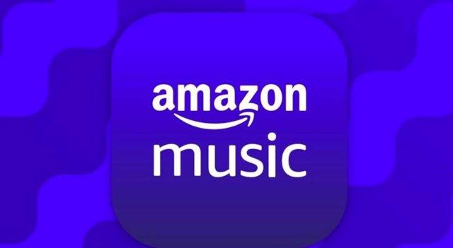 Archivo - Logo de Amazon Music