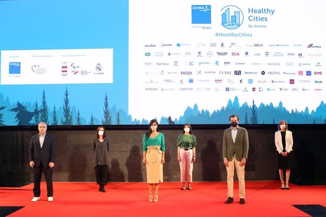 Presentación 'Healthy Cities'