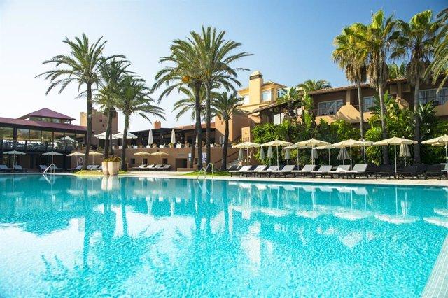 Archivo - Hotel Guadalmina de Marbella (Málaga)