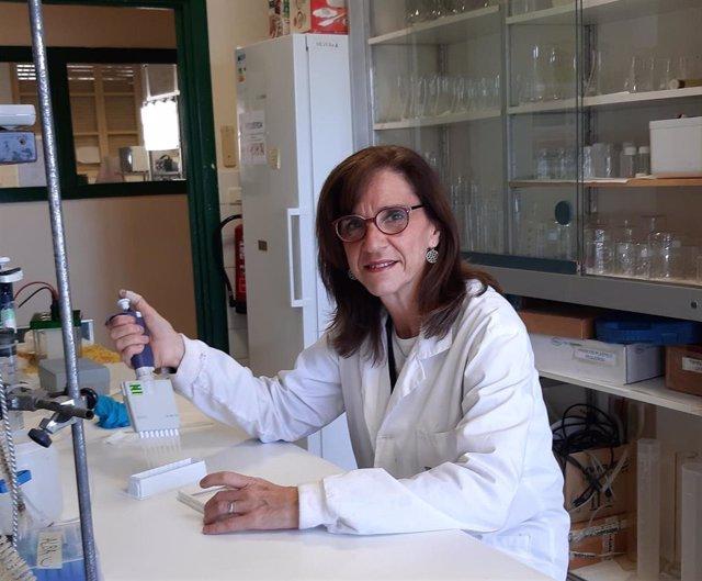 La catedrática de Tecnología de los Alimentos de la Facultad de Veterinaria de la Universidad de Zaragoza, María Dolores Pérez Cabrejas.
