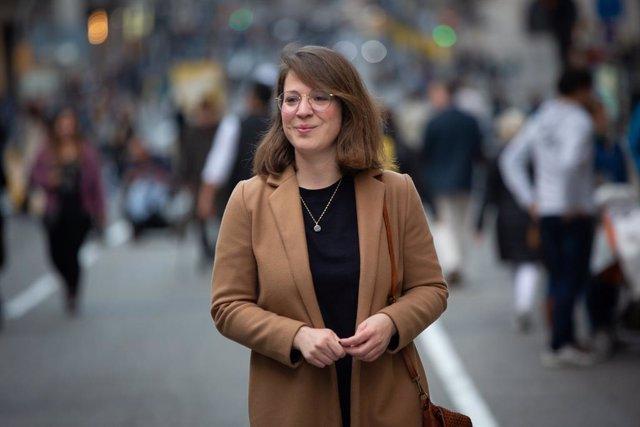 Archivo - Arxiu - La tinent d'alcalde de Barcelona Janet Sanz.