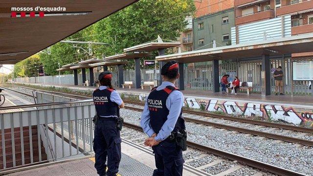 Inicien un dispositiu contra els lladres multireincidents a la línia R1 de Renfe.