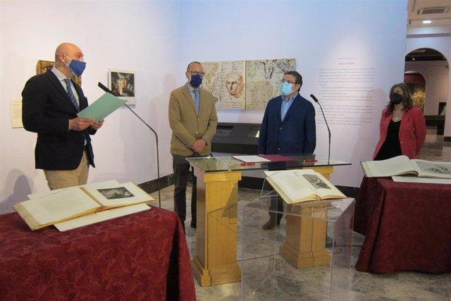 Fundación CAI cede en depósito al Museo de Zaragoza su colección de 211 estampas de Goya.