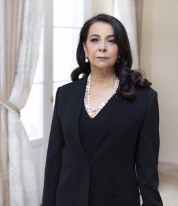 Archivo - Arxivo - L'ambaixadora del Marroc a Espanya, Karima Benyaich