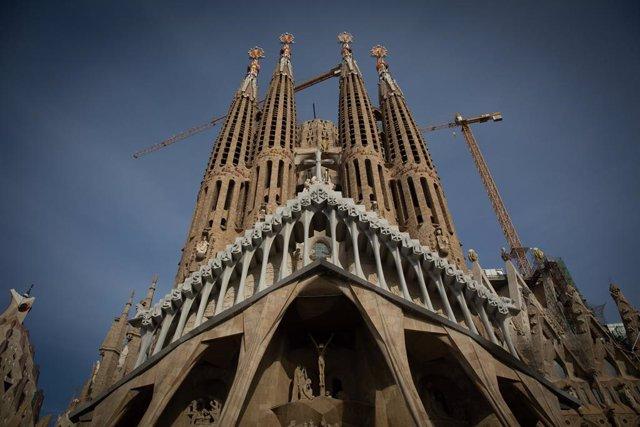 Archivo - Arxiu - La Sagrada Família de Barcelona.