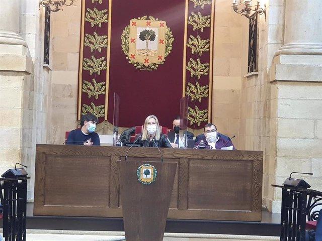 La Mesa de las Juntas Generales de Bizkaia