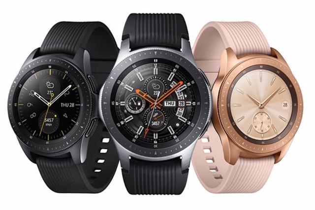 Archivo - Galaxy Watch