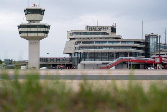 Aeroport Tegel a Berlín