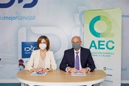 La Asociación Española para la Calidad se suma al 'Manifiesto por una Mejor Sanidad' de la Fundación IDIS