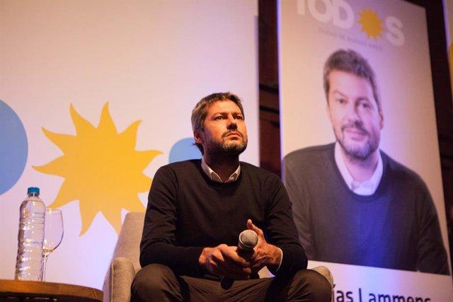 El ministro de Turismo y Deportes de Argentina, Matías Lammens.