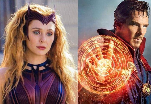 Archivo - Así conecta el final de WandaVision con Doctor Strange in the Multiverse of Madness