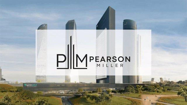 Oficinas Principales Pearson Miller Cuatro Torres Madrid