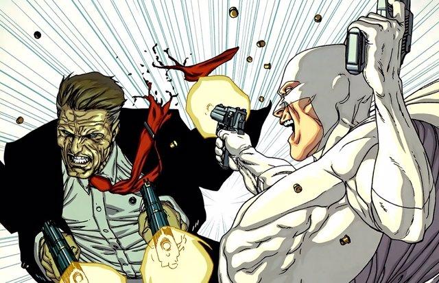 Némesis, comic de Mark Millar