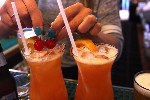 Archivo - Te proponemos diez cócteles sin alcohol que harán tus delicias este verano