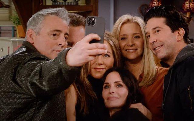 Los actores de Friends revelan que fue de Rachel, Monica, Phoebe, Ross, Joey y Chandler