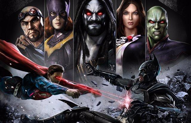 Habrá película de animación del videojuego de DC Injustice con los creadores de Mortal Kombat