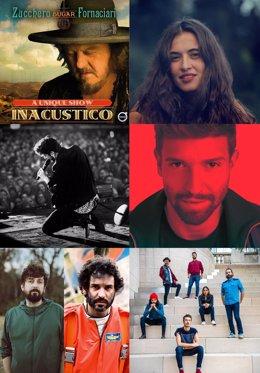 El Festival de Porta Ferrada (Girona) incorpora Zucchero, Manuel Carrasco i Pablo Alborán