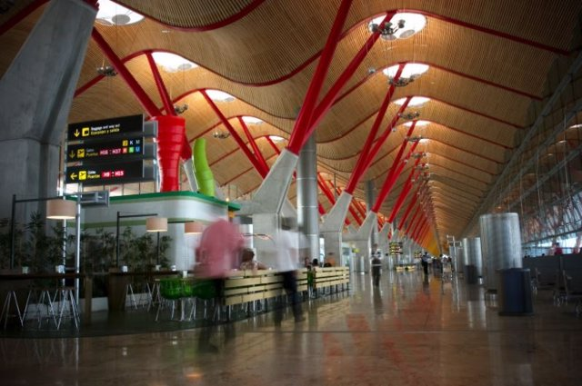 Archivo - Arxivo - Aeroport Adolfo Suárez-Madrid Barajas