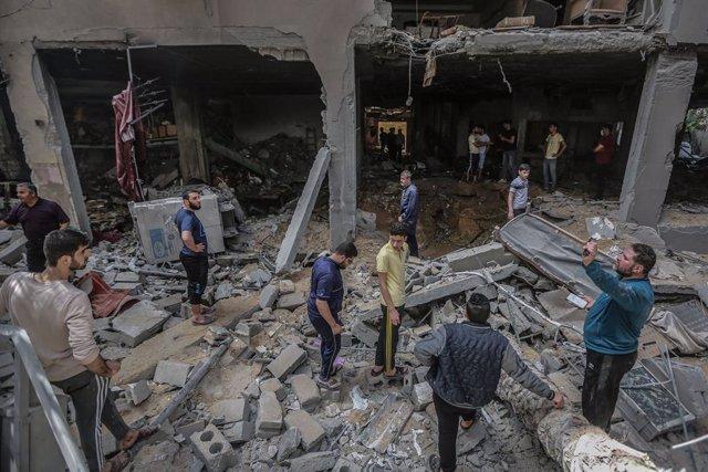 Entra en vigor l'alto el foc entre Israel i Hamás
