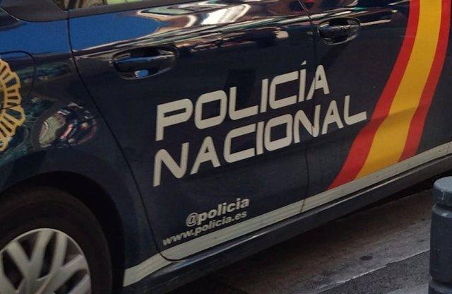 Archivo - Arxiu - Vehicle de la Policia Nacional.