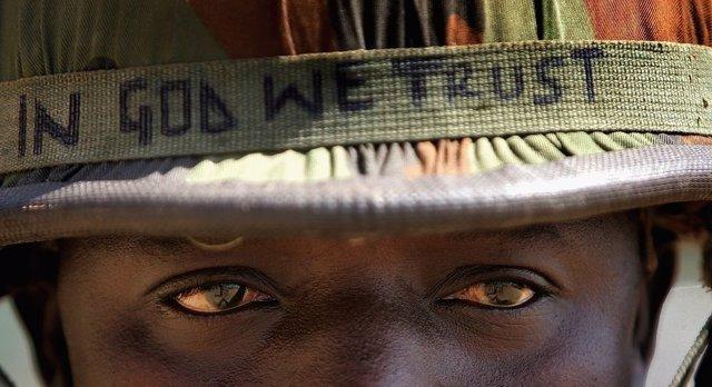 Militar nigeriano