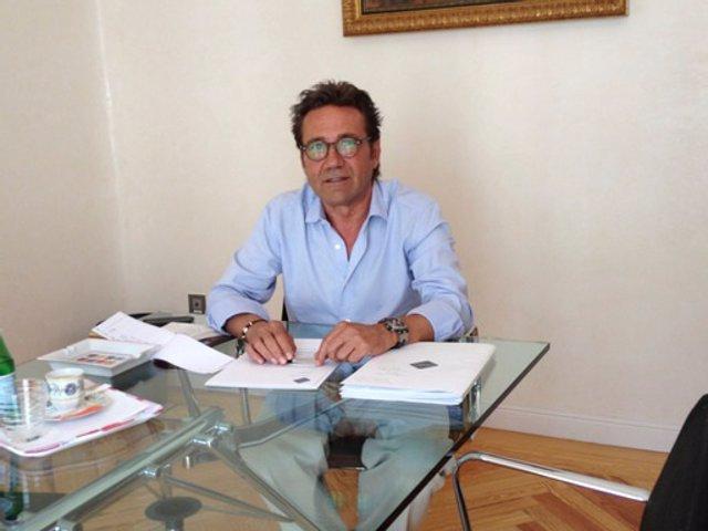 El president de ZonAir3D, Xavier Trillo