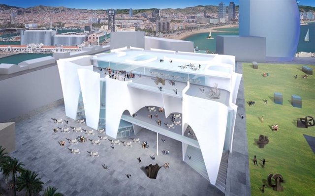 """El Port de Barcelona promou l'aliança de l'Hermitage i el Liceu per un """"hub cultural del mar"""""""