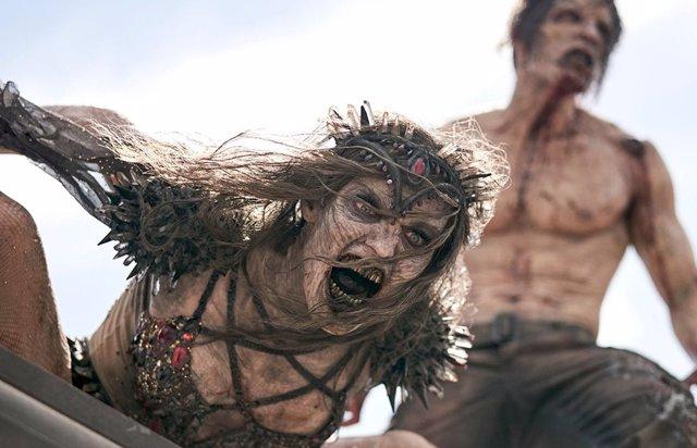 Ejército de los Muertos: El origen del virus zombie de Zack Snyder, explicado
