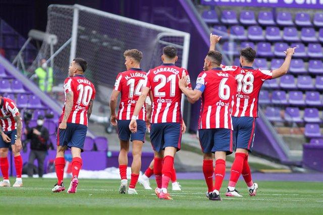 Valladolid - Atlético de Madrid