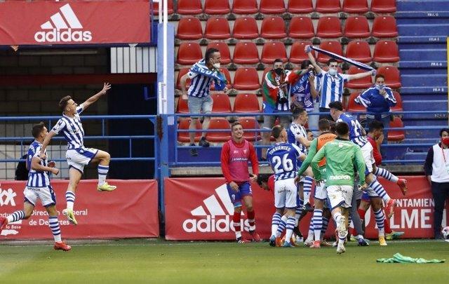 La Real Sociedad B de Xabi Alonso asciende a Segunda División