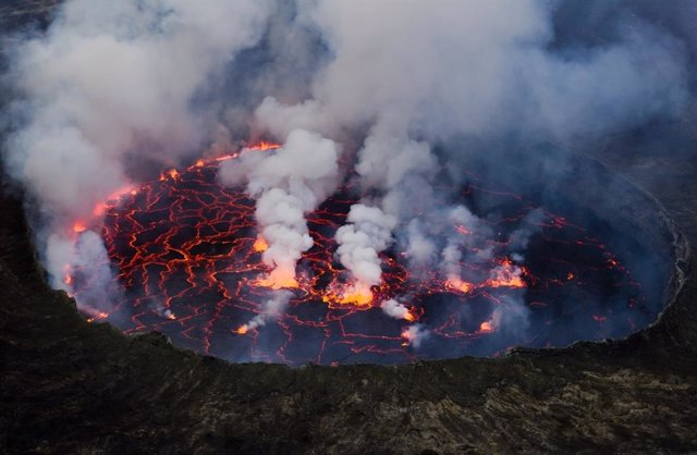 Archivo - Arxivo - Llac De Lava Del Volcà Nyiragongo