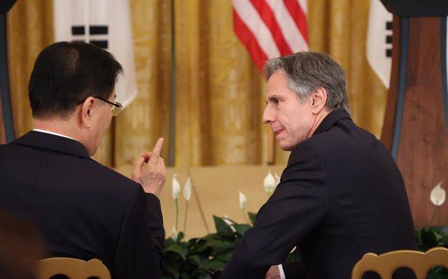 El secretario de Estado de EEUU, Antony Blinken.