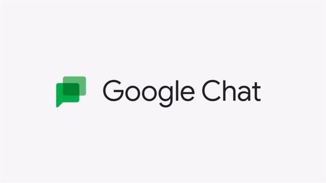 Logo de Google Chat.