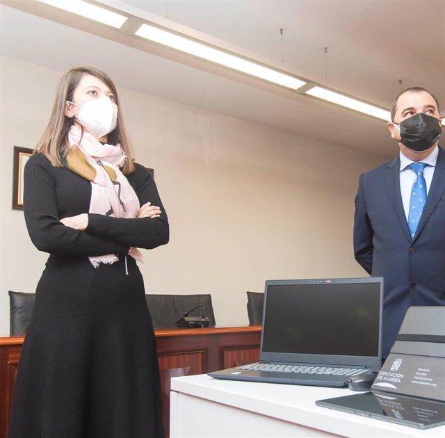 Archivo - Ángeles Martínez, vicepresidente segunda de Diputación
